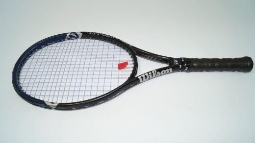 Wilson Hyper Hammer Hammer Hammer 2.3 Tennisschläger L2 strung light carbon HH leicht racquet f54b13