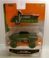 2011 2012 Ford F150 Raptor Pickup Truck Just Trucks Diecast 2016 Jada Wave 10