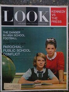 9256be806 Look Magazine August 28, 1962 Kim Novak VINTAGE ADS