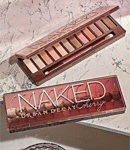 Urban Decay Naked Cherry 12 Color Eye Shadow Palette
