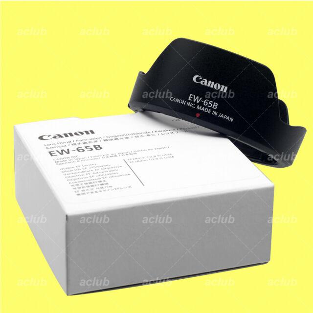Genuine Canon EW-65B Lens Hood for EF 24mm f/2.8 IS USM EF 28mm f/2.8 IS USM