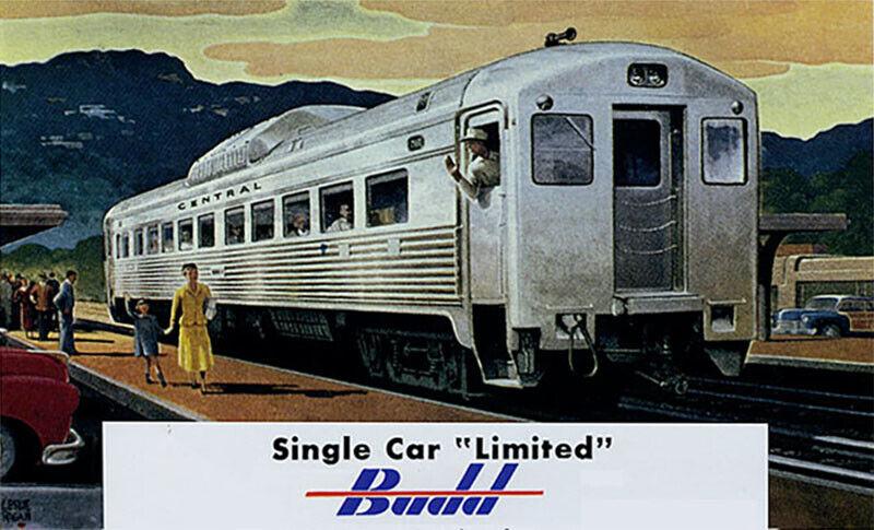 vendita con alto sconto ProssoO 1000 HO Scale Buddliner RDC-1 energiaosso NYC    M-460 (Beeliner).  classico senza tempo