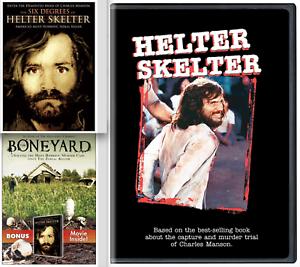 Helter-Skelter-1976-or-Six-Degrees-2009-or-Boneyard-NEW-Charles-Manson