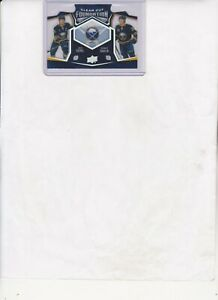 2019-20-UPPER-DECK-EICHEL-DAHLIN-CLEAR-CUT-FOUNDATION-DIE-CUT-ACETATE-CARD