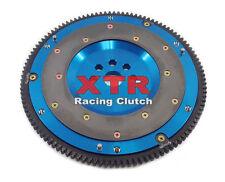 XTR BILLET ALUMIUM CLUTCH RACE FLYWHEEL 8 LBS for ACURA HONDA B16 B17 B18 B20