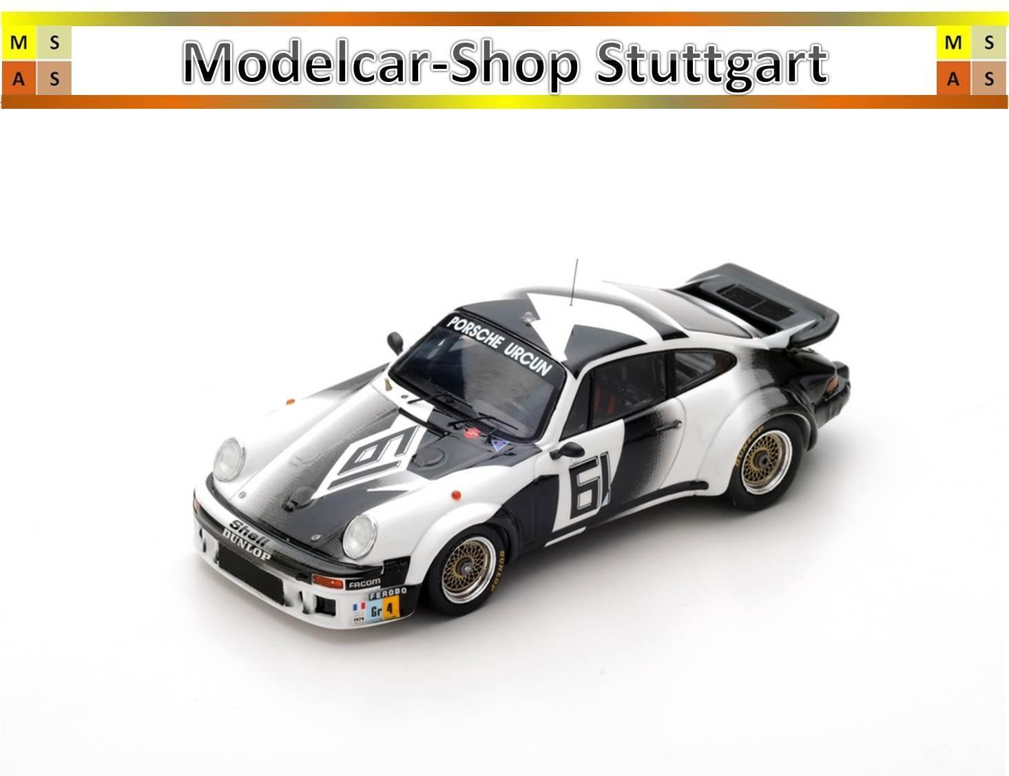PORSCHE 934  61 Le Mans 1978-Spark 1 43 - Neuf