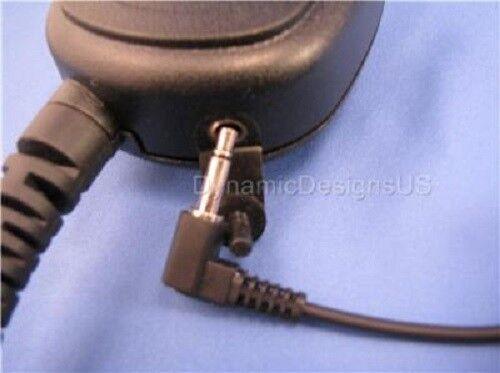 RLN4941 Motorola Compatible 3.5mm Listen Only Tube Ear Piece for Shoulder Mic