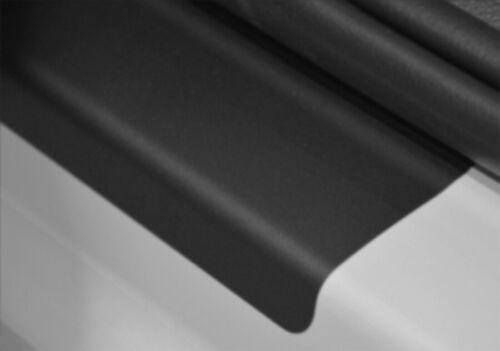 Einstiegsleisten für VW TOUAREG 2 Schutzfolie Schwarz Matt 160µm