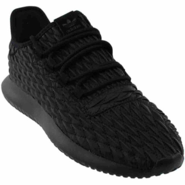 detailed look 0565e d7371 adidas Tubular Shadow Core Black/utility Black Bb8819 Men's Size 4