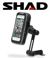 """Support GPS Smartphone Iphone GSM SHAD Moto Scooter 5,5"""" House telephone NEUF"""