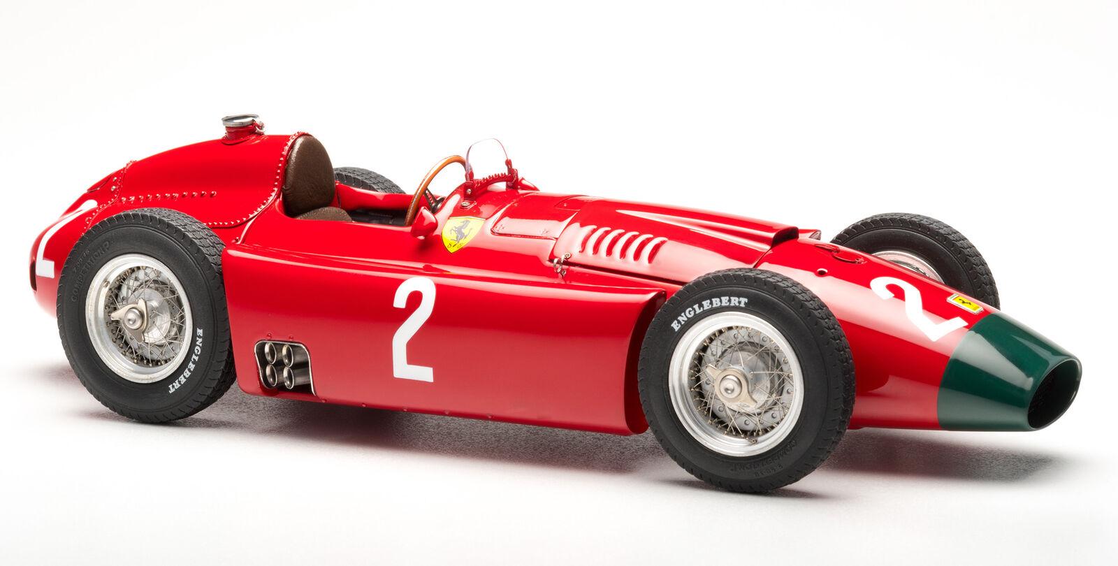 Cmc ferrari d50, long nose, 1956 gp Alemania Collins limit. ed. 1500 m-185