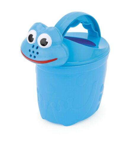 Plage De Sable Jouets en plastique grenouille arrosoir pour enfants ~ bleu