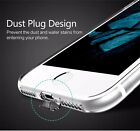 COVER CUSTODIA Morbida TRASPARENTE in Silicone per Apple iPhone 6 6s 7 Plus