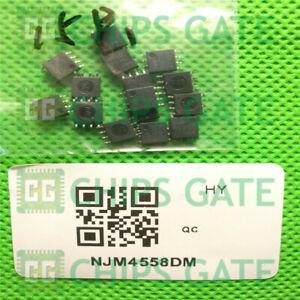 Encapsulacion-15PCS-NJM4558DM-SOP-8-Amplificador-Operacional-Doble