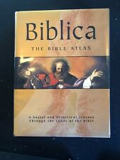 The Bible Atlas Biblica A Social and Historical Journey Through the Lands of the Bible