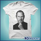 T-SHIRT FACCIA STEVE JOBS IPHONE APPLE IPAD THE HAPPINESS IS HAVE MY T-SHIRT NEW