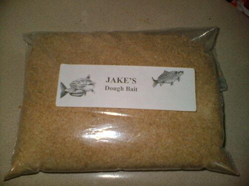 Buy 3 Get 4th Free! Jake/'s Catfish /& Carp Dough Bait Original or Herring