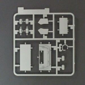 Dragon 1/35 Scale US M4A1 Sherman DV Parts Tree F from Kit