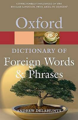 1 of 1 - , Oxford Dictionary of Foreign Words and Phrases 2/e (Oxford Quick Reference), V