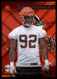 2018-PANINI-XR-RED-CHAD-THOMAS-RC-25-299-CLEVELAND-BROWNS-134-PARALLEL