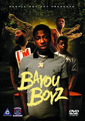 BAYOU BOYZ MUSIC VIDEOS HIP HOP RAP DVD NBA YOUNGBOY BOOSIE KEVIN GATES  WEBBIE | eBay