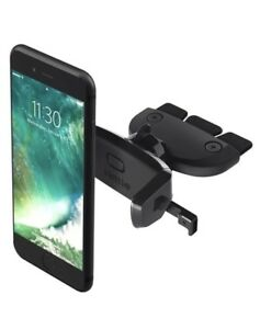 Smart-Phone-Easy-One-Touch-Mini-CD-Slot-Car-Mount-iPhone-X-8-Plus-Note-8-S8-S7