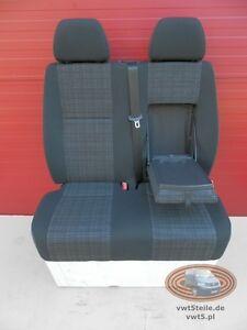 Sensational Details About Seat Front Mercedes Sprinter 906 Tunja Double Passenger Bench New Modell Armrest Forskolin Free Trial Chair Design Images Forskolin Free Trialorg