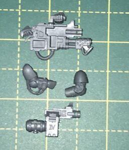 40k Infernus Heavy Bolter Space Marines Deathwatch Kill Team