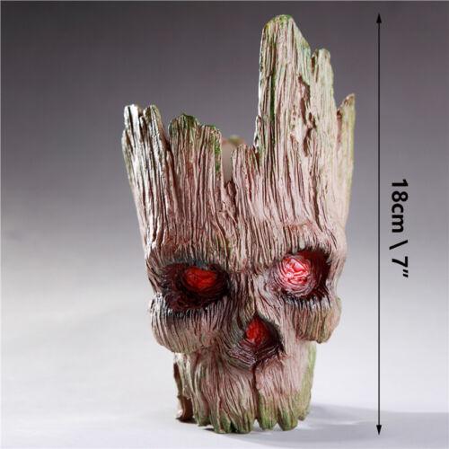 Guardians of The Galaxy Baby Groot Tree Man Figure Flowerpot Pen Pot Gifts Xmas