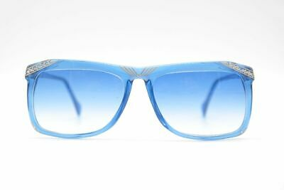 Herzhaft Neostyle Plaza 31 641 Customized 54[]16 Blau Oval Sonnenbrille Sunglasses Neueste Mode