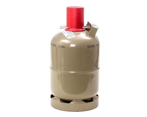 Camping Propangasflasche 5kg ungefüllt geprüft 2026 Campinggas