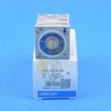 OMRON H3CR-A8E AC//DC24-48 Used H3CRA8EACDC2448