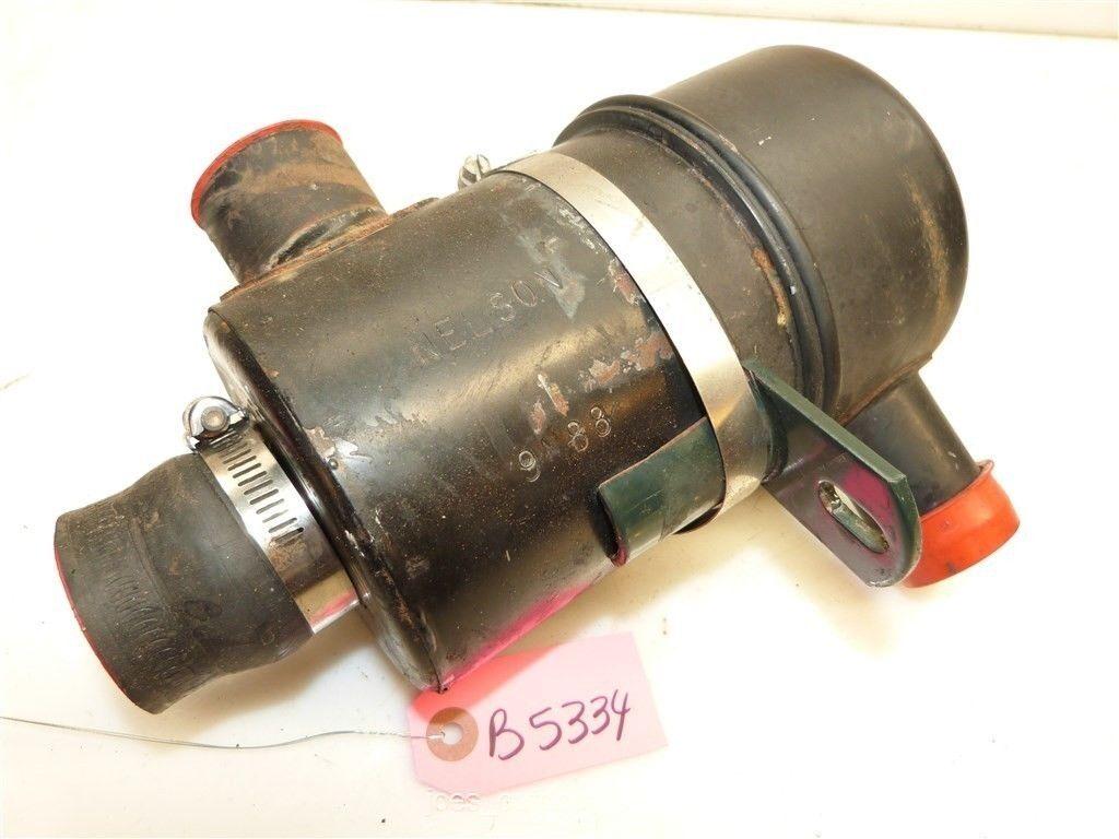 Bolens dgt-1700 5117-h Diesel Tractor Mitsubishi l3a 17hp Motor de aire más limpio