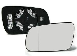 miroir glace retroviseur gauche conducteur vw golf 4 01 1997 12 2005 ebay. Black Bedroom Furniture Sets. Home Design Ideas