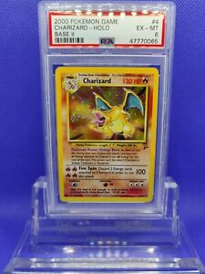 Charizard-Holo-PSA-6-EX-MT-2000-Base-Set-2-II-Pokemon