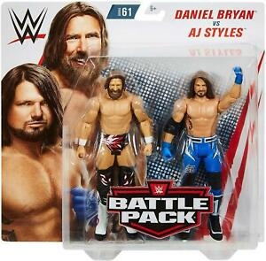 AJ-Styles-Vs-Daniel-Bryan-WWE-Battle-Pack-Series-61