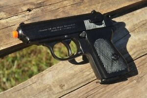 Details about German Walther PPK Pistol - James Bond 007 - Non-Firing Denix  Replica Prop Gun