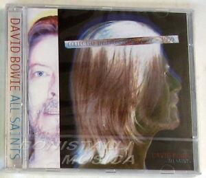 DAVID-BOWIE-ALL-SAINTS-COLLECTED-INSTRUMENTAL-1977-1999-CD-Sigillato
