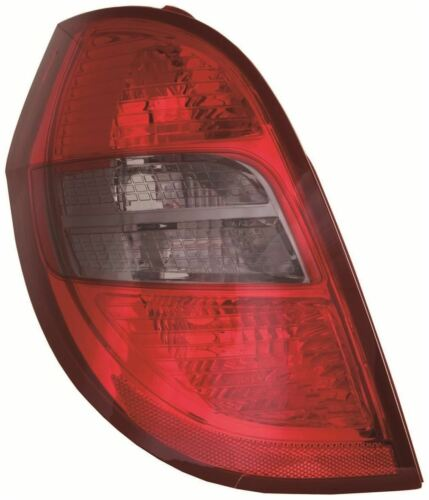 Mercedes A Class W169 2008-2012 Smoked Rear Tail Light Lamp N//S Passenger Left