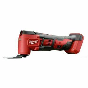 Milwaukee M18 18 Volt Li-Ion Multi-Tool (Tool Only) 2626-20 New Tools