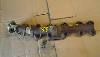 FIAT DUCATO 2.3 turbo diesel multijet  2008 EXHAUST MANIFOLD AND EGR VALVE