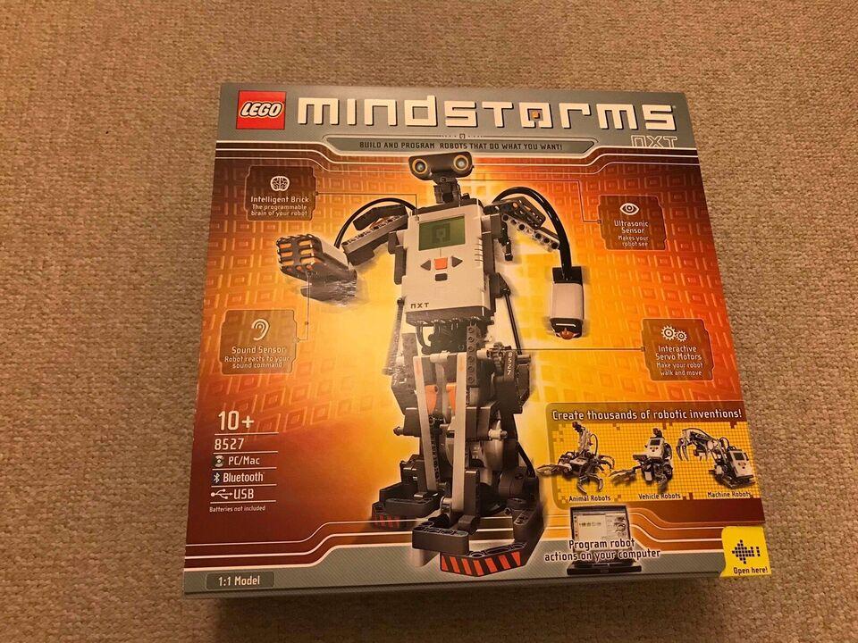 Lego Mindstorm, 8527
