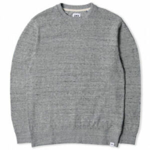 Marbled Jasper Heather Grey L Sweat Sweat International Edwin qcHgYY