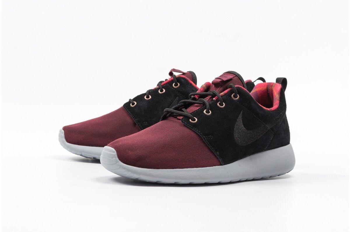 Los hombres de Nike 13 - Roshe uno tamaño 13 Nike nueva marca premium de Borgoña fdf927