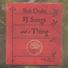 13 SONGS AND A THING (NEW CD)