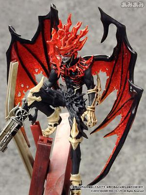 "SQUARE Final Fantasy Creatures KAI vol.2 /"" Bahamut /"" LOOSE NEW"