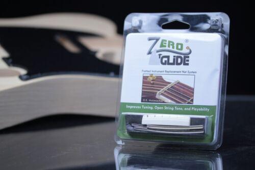 Zero Glide Slotted Zero Fret Nut Kit for for Gibson®