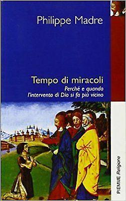 (1444) Tempo di miracoli - Philippe Madre - Piemme