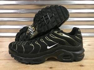 9e39f8bea9ba Nike Air Max Plus TN Tuned Running Shoes Sequoia Green Olive SZ ...