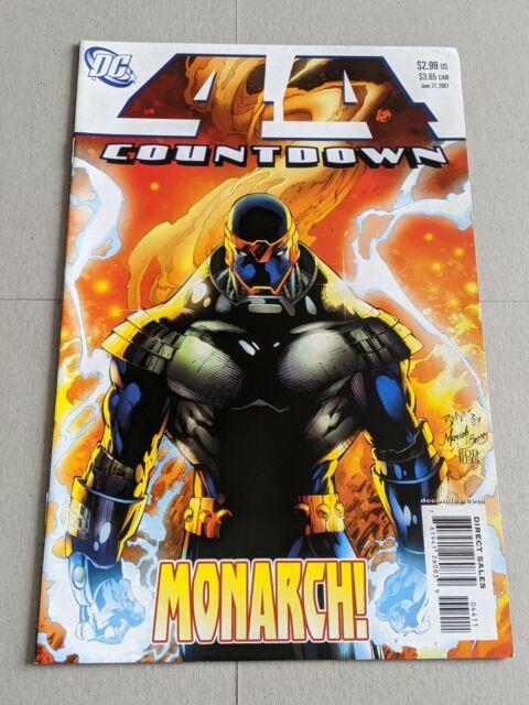 Countdown #44 June 2007 DC Comics Batman Superman